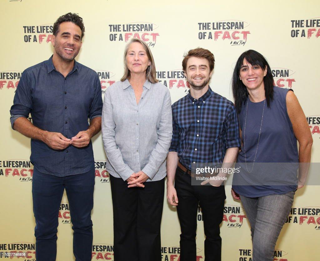 'The Lifespan Of A Fact' Meet & Greet : News Photo