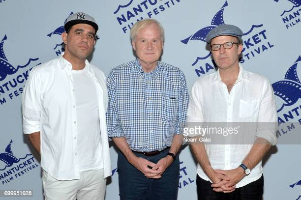 Bobby Cannavale Chris Matthews and Tom McCarthy attend In Their ShoesTom McCarthy Bobby Cannavale during 2017 Nantucket Film Festival Day 2 on June...