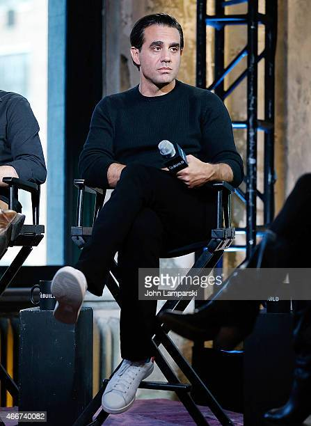 Bobby Cannavale discusses Danny Collins during AOL Build Speaker Series at AOL Studios In New York on March 18 2015 in New York City