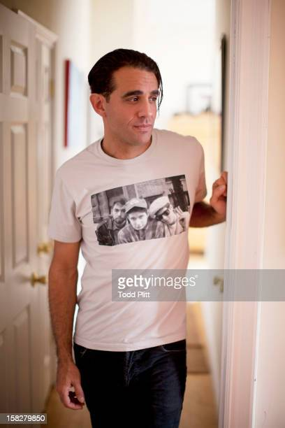 Bobby Cannavale is photographed for USA Today on October 31 2012 at home in New York City