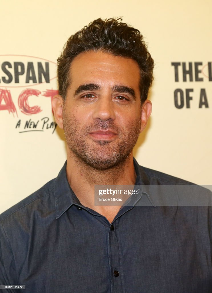Bobby Cannavale poses at the 'The Lifespan Of A Fact' photo call and meet & greet at The New 42nd Street Studios on September 6, 2018 in New York City.