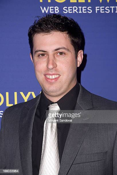 Bobby Chase attends the 2nd annual HollyWeb Festival at Avalon on April 7 2013 in Hollywood California
