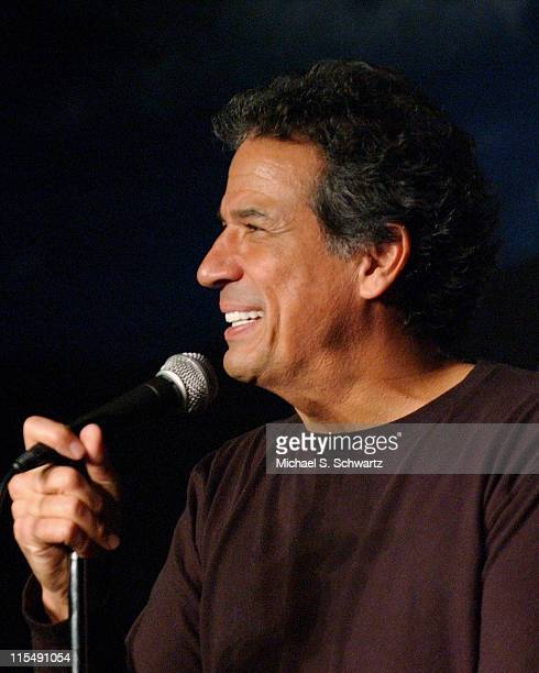 Bobby Collins performs at the Ice House Comedy Club on January 26 2008 in Pasadena California