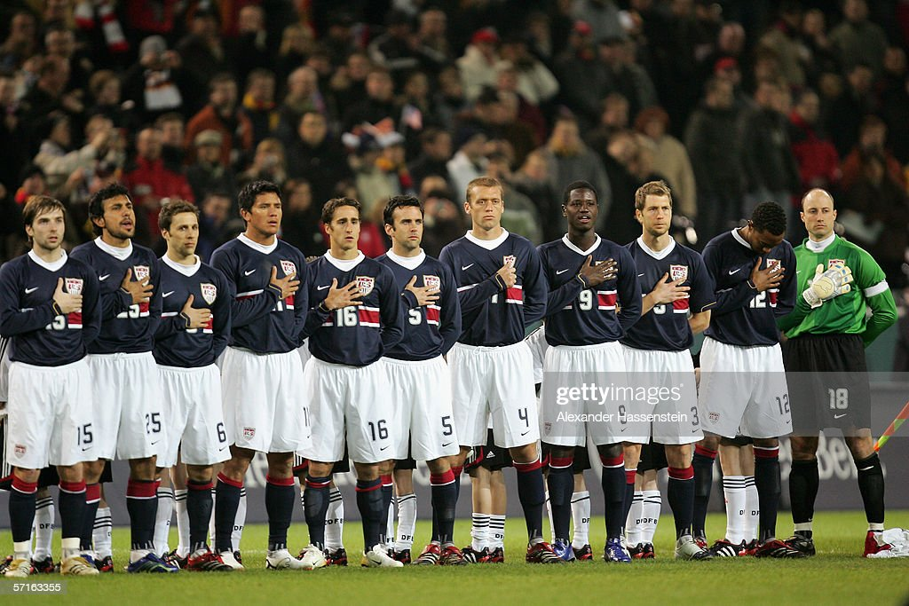 International Friendly Match - Germany v USA : News Photo