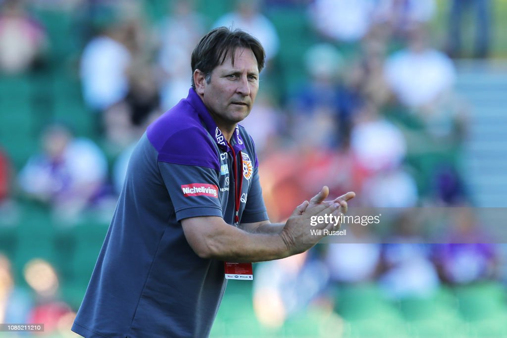 W-League Rd 8 - Perth v Sydney : News Photo