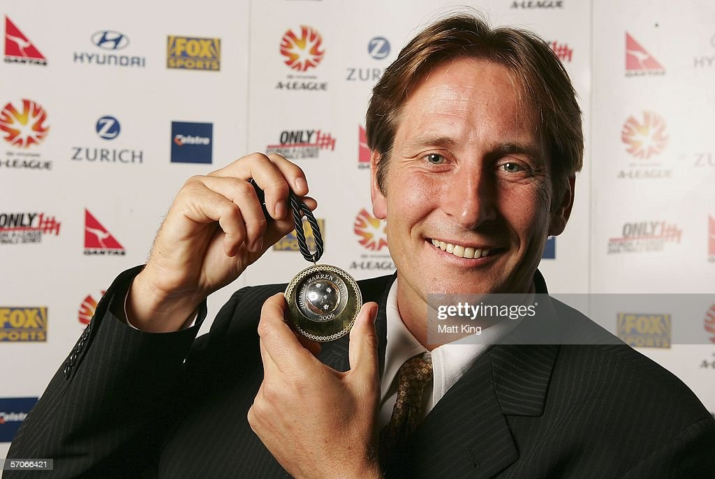 2006 A-League Awards : News Photo