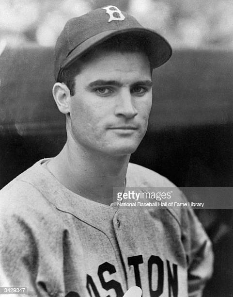 Bobby Doerr of the Boston Red Sox poses for a portrait circa 19371951