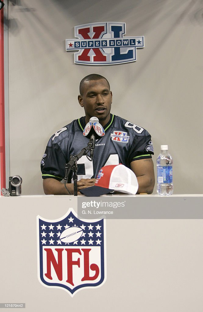 Super Bowl XL - Seattle Seahawks Media Day