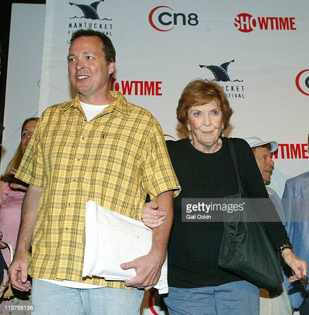 Bobby Farrelly and Anne Meara at the 11th Annual Nantucket Film Festival