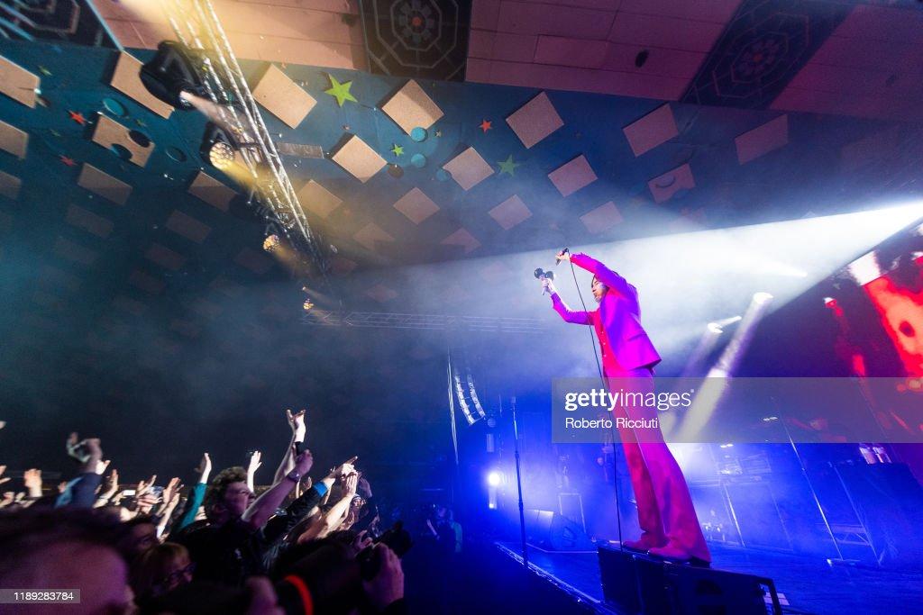 Primal Scream Perform At Barrowland Ballroom, Glasgow : News Photo