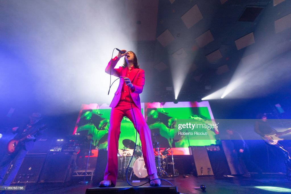 Primal Scream Perform At Barrowland Ballroom, Glasgow : News Photo
