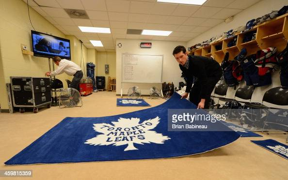 Bobby Hastings Assistant Equipment Manager For The Toronto Maple News Photo Getty Images