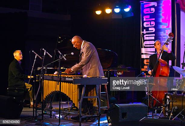 Bobby Hutcherson and his Quartet perform in the Nightclub at the Monterey Jazz Festival Monterey California