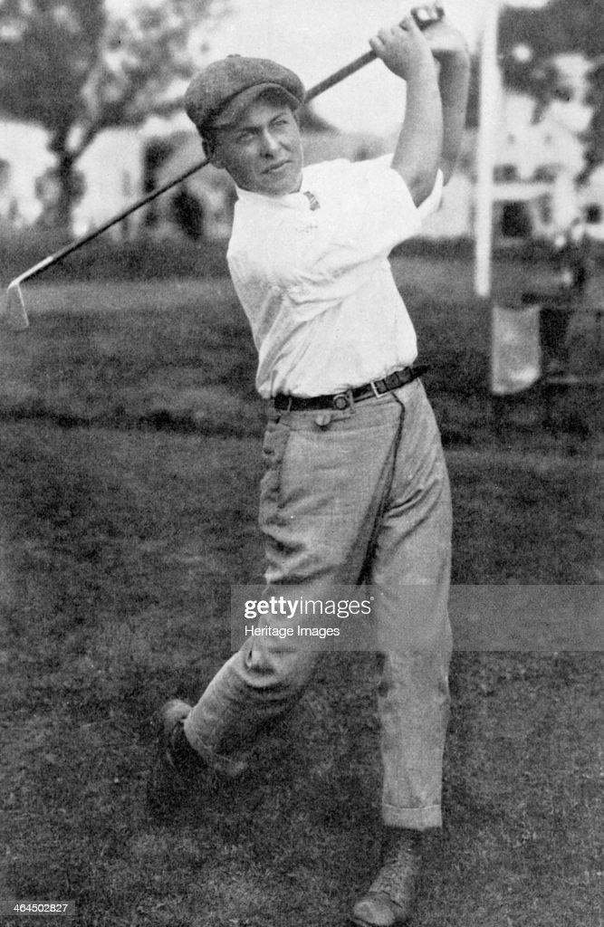 Bobby Jones, American golfer, c1920s. : News Photo