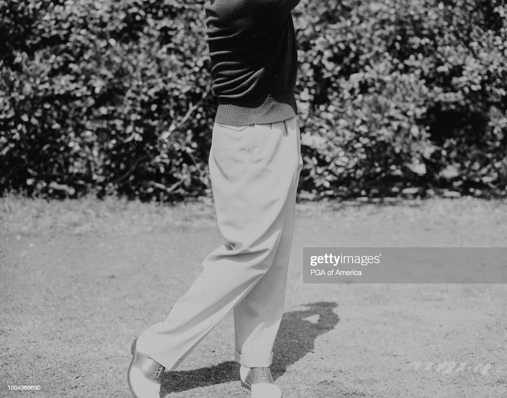 Bobby Jones Detail Of Swing News Photo Getty Images