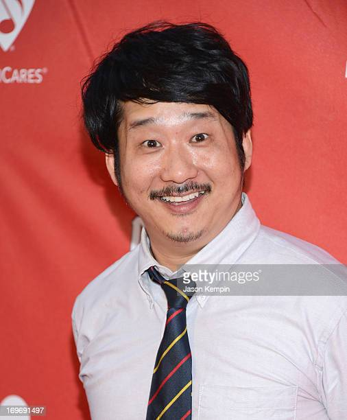 Bobby Lee attends the 9th Annual MusiCares MAP Fund Benefit Concert at Club Nokia on May 30 2013 in Los Angeles California