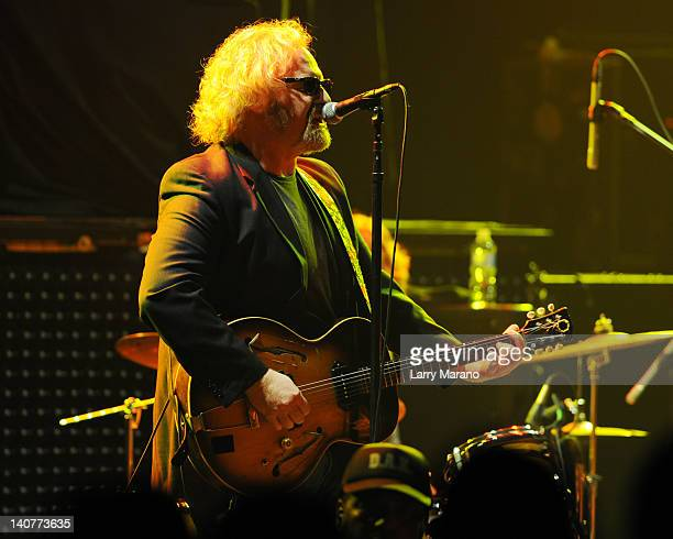 Bobby Lee Rodgers performs at Fillmore Miami Beach on March 5 2012 in Miami Beach Florida