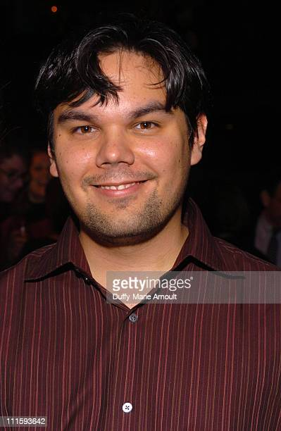 Bobby Lopez during 2004 Starving Artist Ball at Angel Orensanz Foundation in New York City New York United States