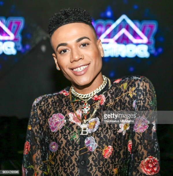 Bobby Lytes attends the Love And Hip Hop Miami Screening with the cast of Love and Hip Hop at Studid 23 on January 1 2018 in Miami Florida