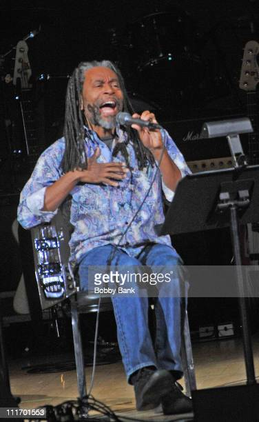 Bobby McFerrin performs during The Music Of The Who at Carnegie Hall on March 2 2010 in New York City