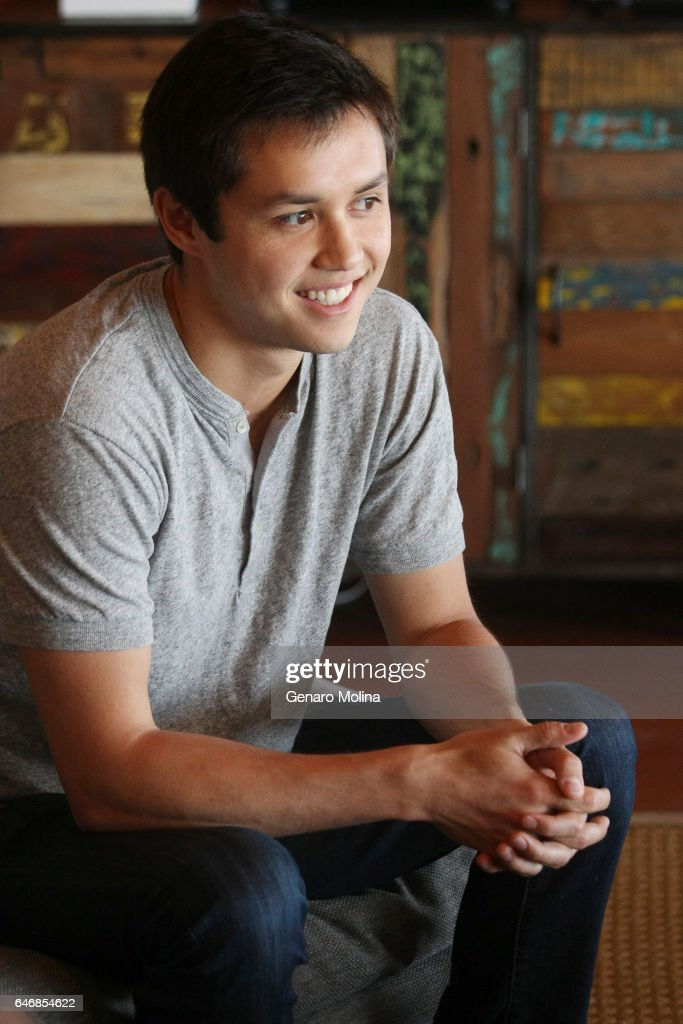 Bobby Murphy, co-creator of Snapchat, is photographed at the company's offices in Venice for Los Angeles Times on May 6, 2013 in Venice, California. PUBLISHED IMAGE.