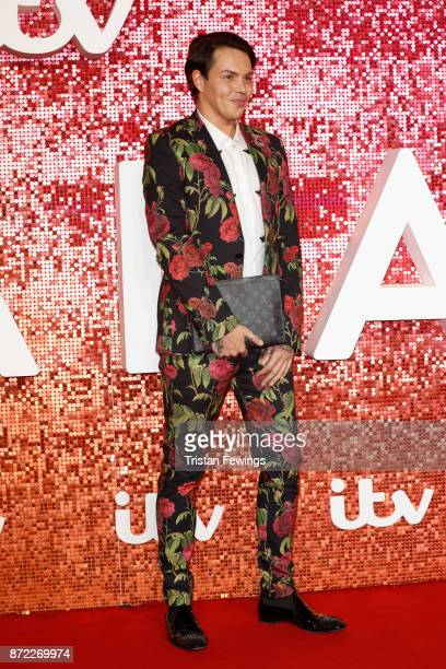 Bobby Norris arriving at the ITV Gala held at the London Palladium on November 9 2017 in London England