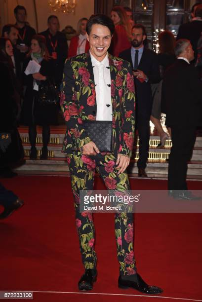 Bobby Norris attends the ITV Gala held at the London Palladium on November 9 2017 in London England