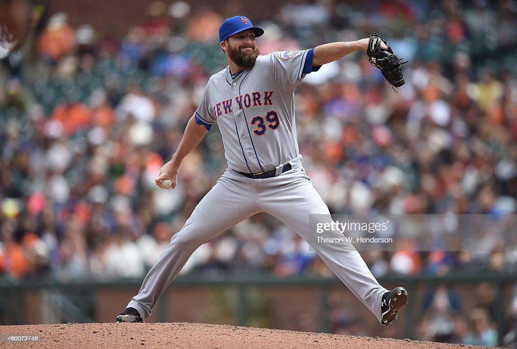 New York Mets v San Francisco Giants : News Photo