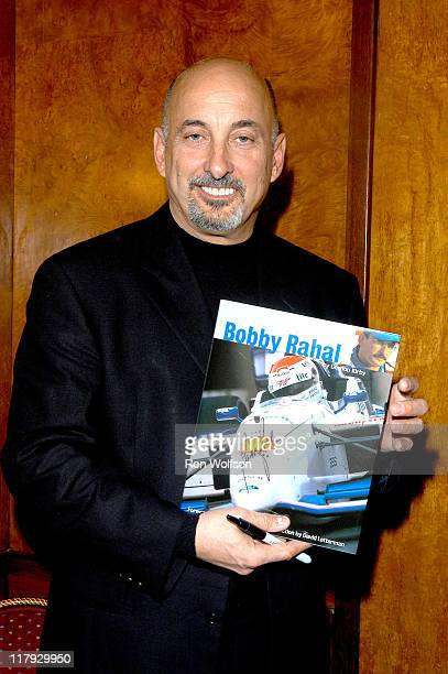 Bobby Rahal during Porsche Owners Club Awards Dinner January 20 2006 at The Queen Mary in Long Beach California United States