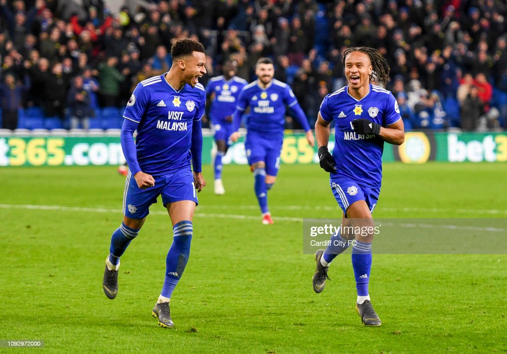 Cardiff City v AFC Bournemouth - Premier League : News Photo