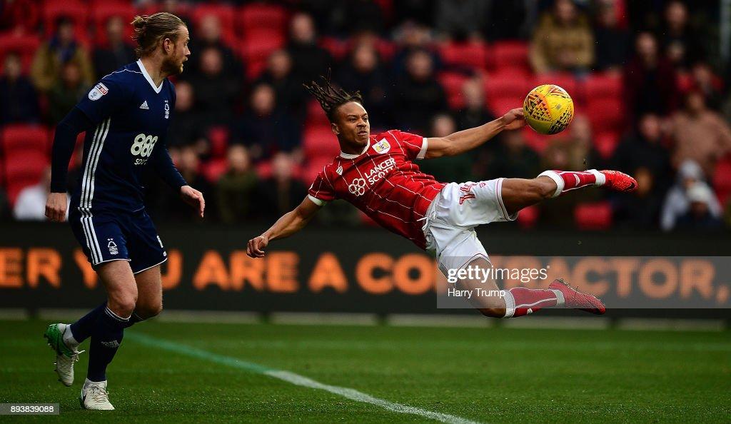 Bristol City v Nottingham Forest - Sky Bet Championship