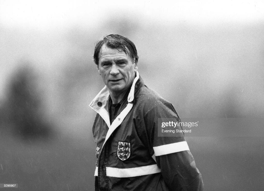 Bobby Robson : News Photo