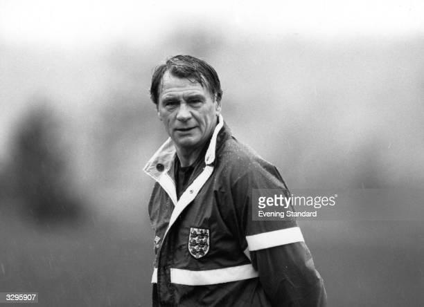 Bobby Robson England Football Team Manager