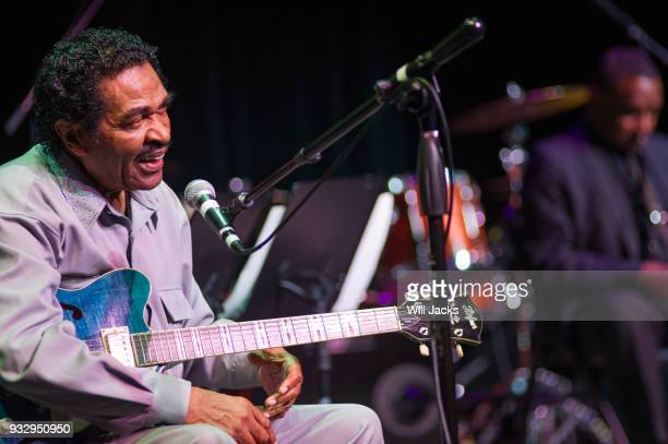Bobby Rush shares stories from his long career at GRAMMY Museum Mississippi on March 16 2018 in Cleveland Mississippi