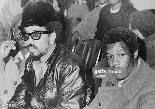 Bobby Rush who assumed leadership of the Illinois Black Panthers after Fred Hampton was slain during a police raid on a Chicago apartment 12/4 and...