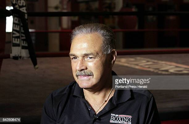 Bobby Russo's uncle gave him the boxing gloves that Muhammad Ali and Sonny Liston wore during their match in Lewiston in 1965 which Russo attended...