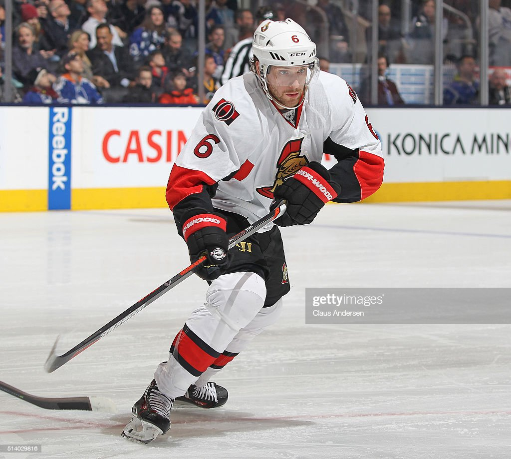 Ottawa Senators v Toronto Maple Leafs : News Photo