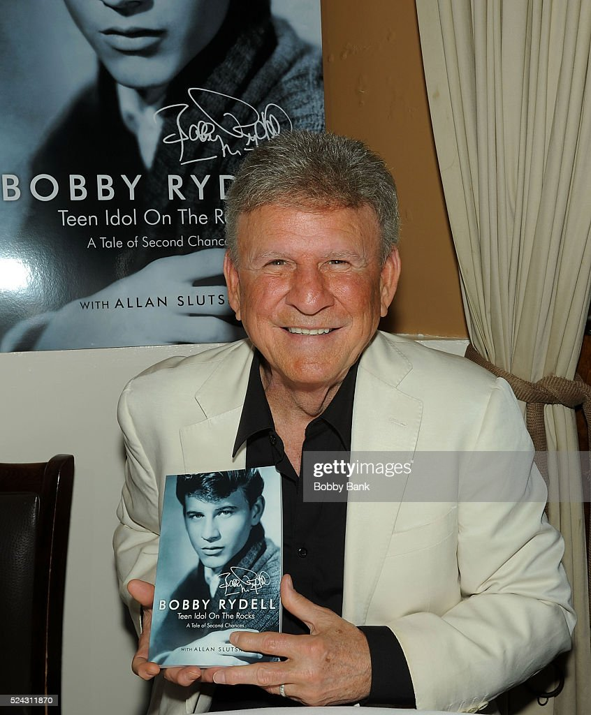 "Bobby Rydell ""Teen Idol On The Rocks: A Tale Of Second Chances"" Book Release And Birthday Party"