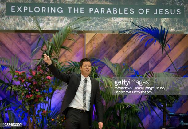 Bobby Schuller has combined two churches of which he was pastor. Tree of Life was laid-back with a contemporary service while Shepherd's Grove, with...