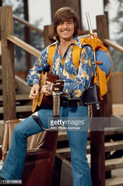 Bobby Sherman appearing in the Walt Disney Television via Getty Images tv special 'Old Faithful' dedicated to Old Faithful