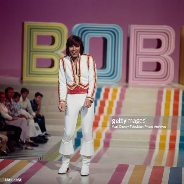 Bobby Sherman hosting the ABC tv special 'The Bobby Sherman Special'