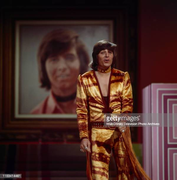 Bobby Sherman performing on the ABC tv special 'The Bobby Sherman Special'