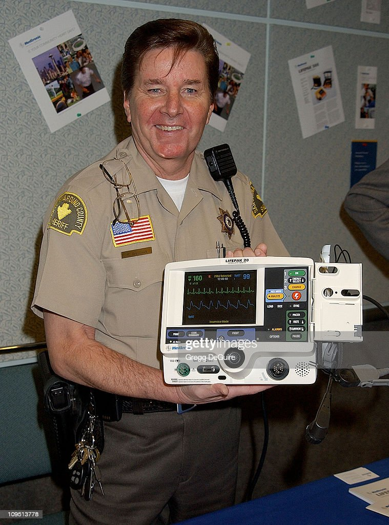 Public Access to Defibrillation Conference - Los Angeles : News Photo
