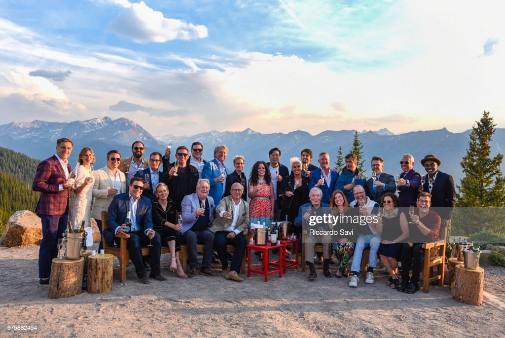 FOOD & WINE Celebrates 36th annual FOOD & WINE Classic in Aspen at the top of Aspen Mountain