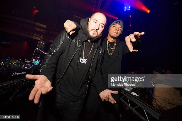 Bobby Trends JR perform at House Party NYC at Webster Hall on December 3 2015