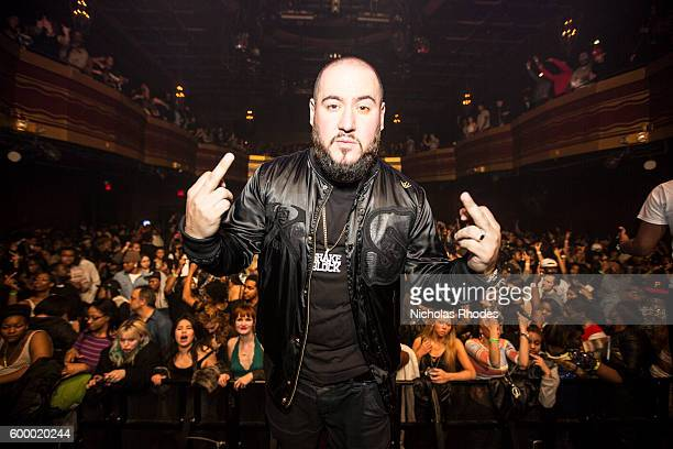 DJ Bobby Trends performs at House Party NYC at Webster Hall on March 19 2015