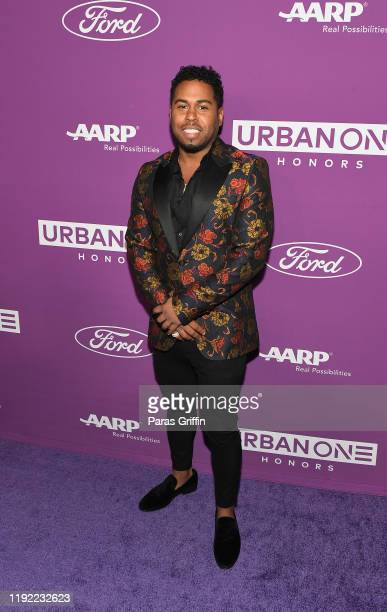 Bobby V attends 2019 Urban One Honors at MGM National Harbor on December 05 2019 in Oxon Hill Maryland