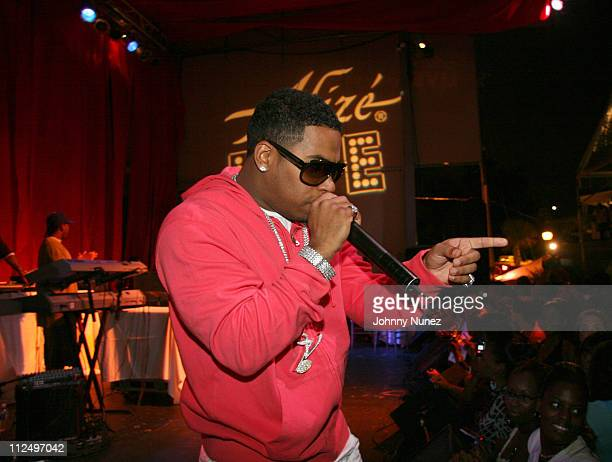 Bobby V during Wendy Williams Hosts Alize Live South Florida at Revolution in New York City New York United States