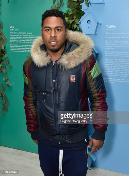 Bobby Valentino attends the BET NETWORKS Hosting of the Opening Night Reception For 'THE MUSEUM OF MEME' In Celebration Of 'THE BET SOCIAL AWARDS' at...