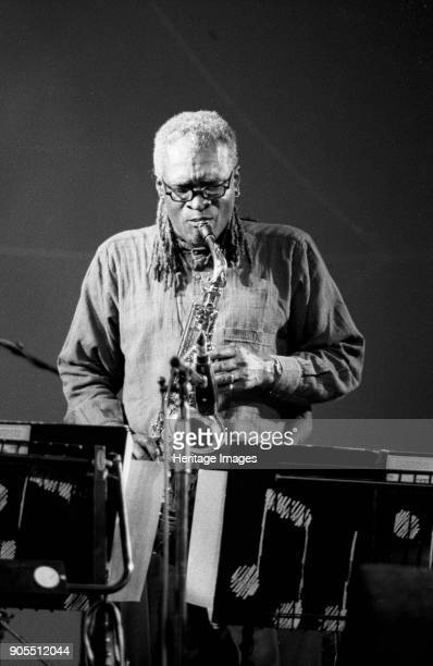 Bobby Watson Brecon Jazz Festival Brecon Powys Wales August 1999 Artist Brian O'Connor